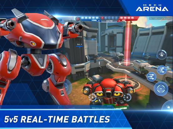 Mech Arena: Robot Showdown screenshot 8