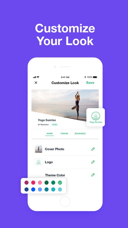 Wix: App & Website Builder screenshot-3