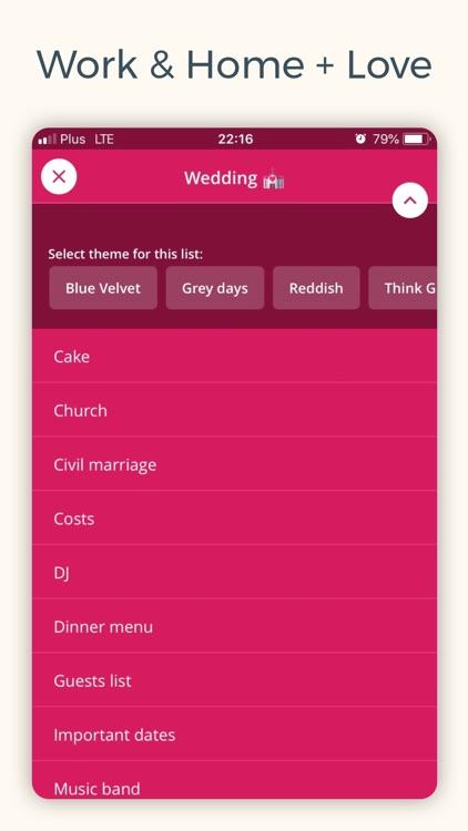 MemoStrap - Notes planner screenshot-4