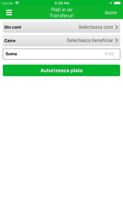 OTP SmartBank Romania screenshot four
