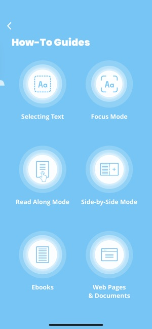 Dyslexics Using Iphone As Reading Aid >> Lexico A Dyslexia Reading Aid On The App Store