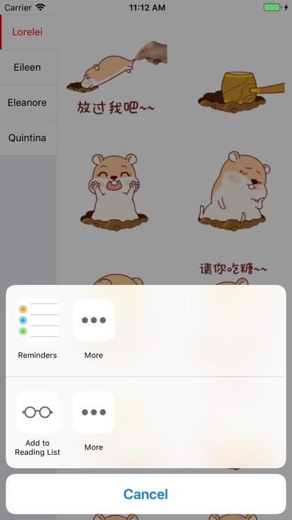 Talking Sticker screenshot-3