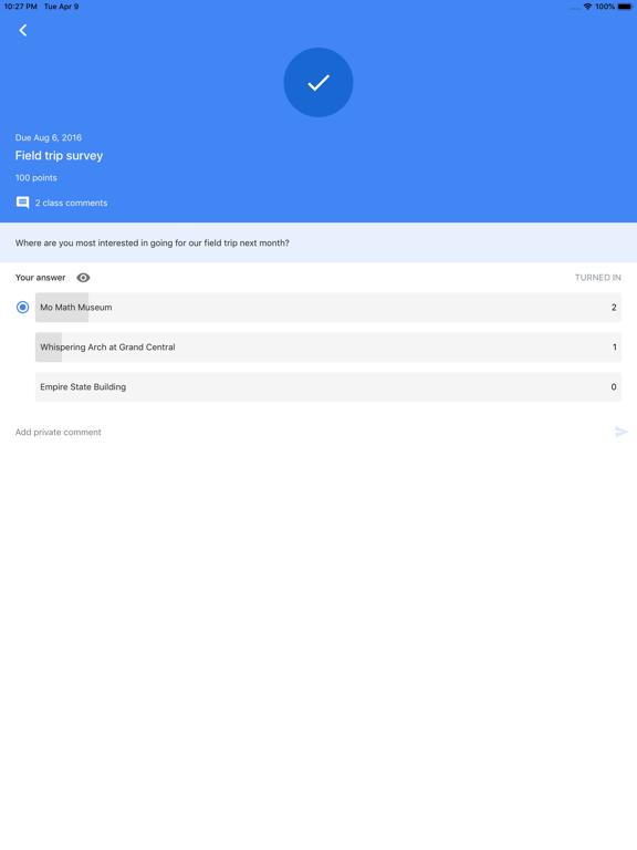 Google Classroom-ipad-2