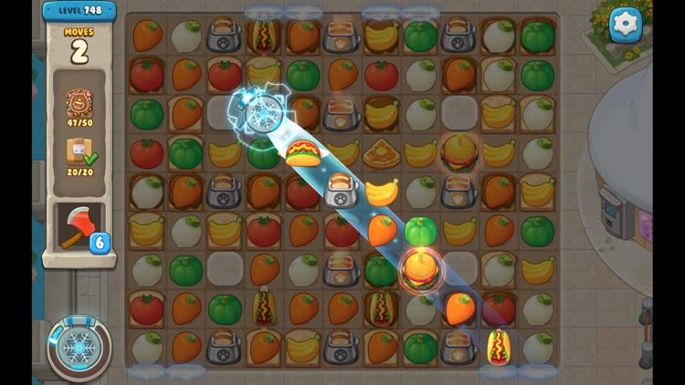 We Bare Bears Match3 Repairs screenshot-5