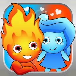 Fire Boy - Water Girl