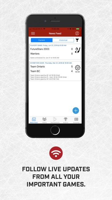 FutureStars Hockey screenshot 1