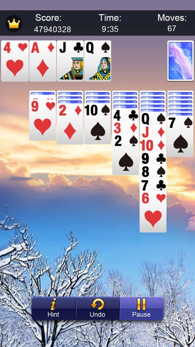 Solitaire Daily™ screenshot 2