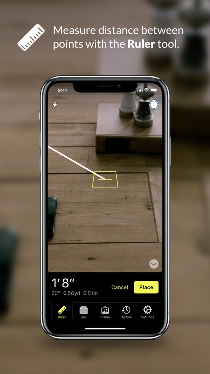 Cubit — AR Ruler Toolkit
