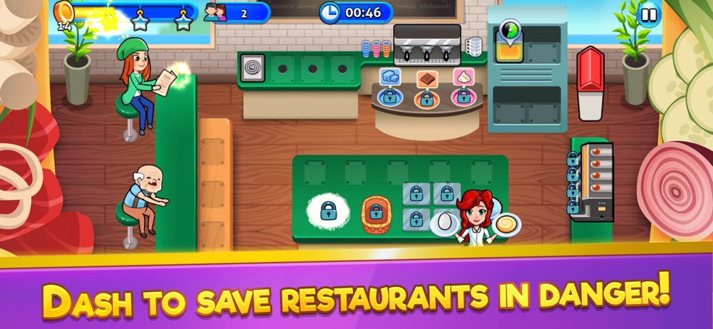 Chef Rescue – Kitchen Master Cheat Codes
