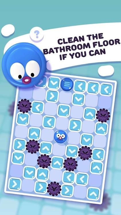 Soap Dodgem Challenging Puzzle