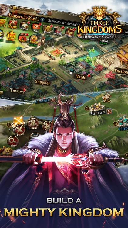 Three Kingdoms: Heroes & Glory screenshot-4