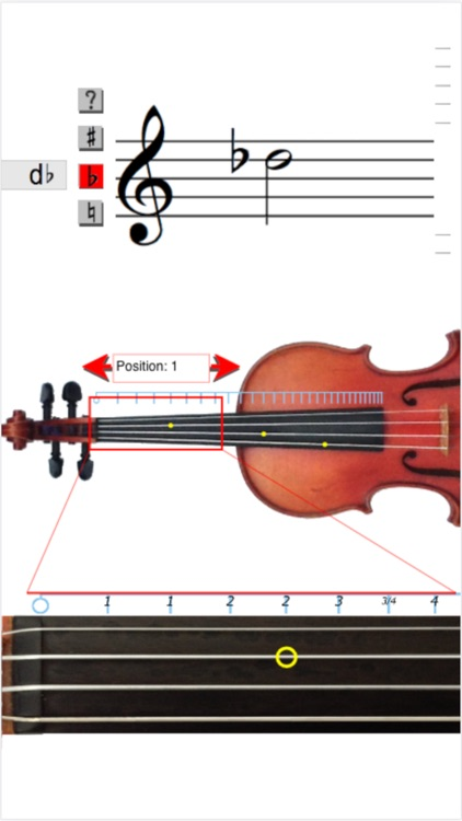 Violin Note Finder screenshot-7