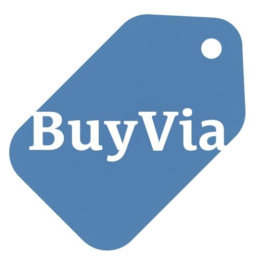 BuyVia – Best Price Compare icon