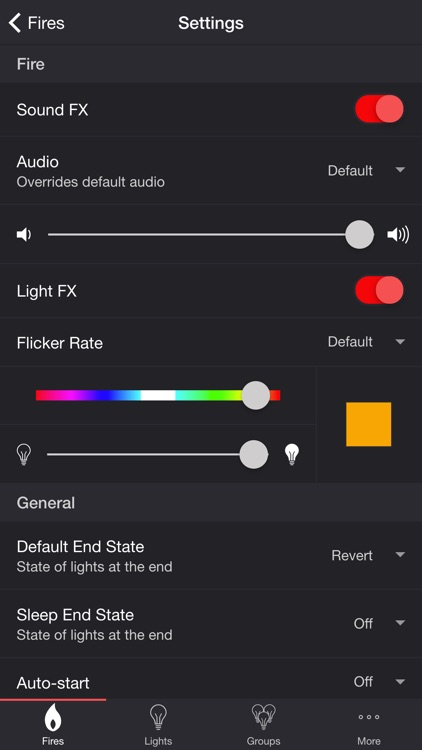 Firestorm for LIFX screenshot-1