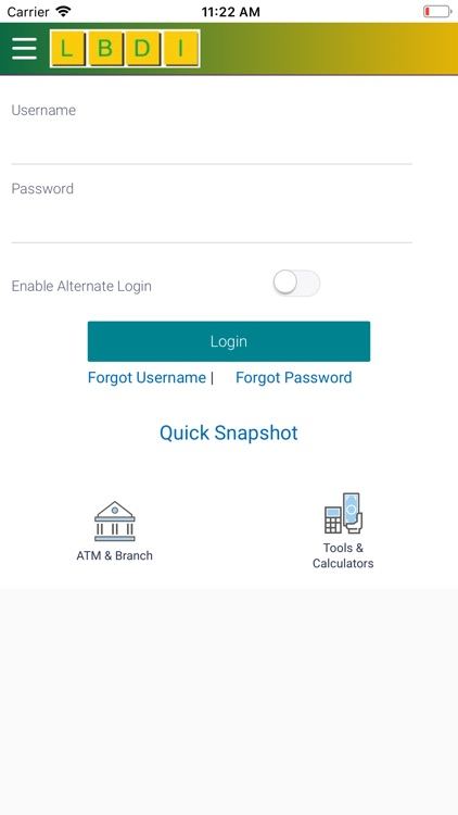 LBDI Mobile Banking screenshot-0