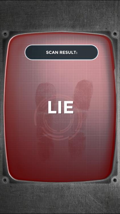 Lie Detector Truth Test