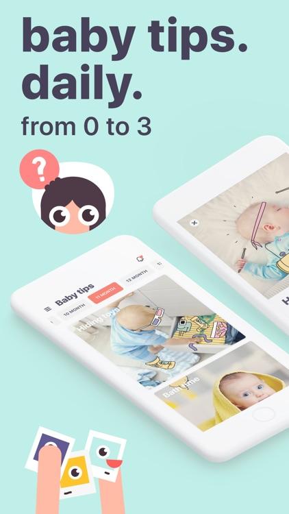 Baby Tips: Parental guide screenshot-8