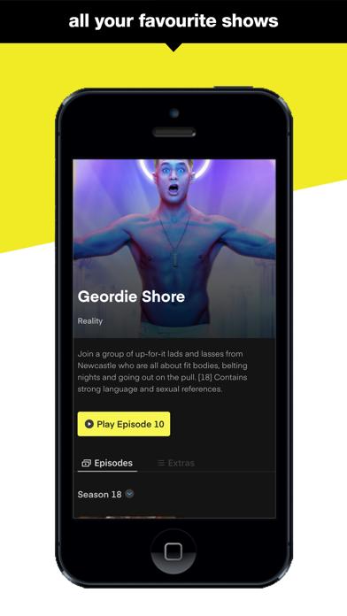 MTV Play UK - Revenue & Download estimates - Apple App Store