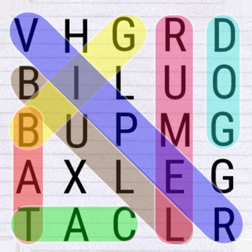 Word Search - Word find puzzle