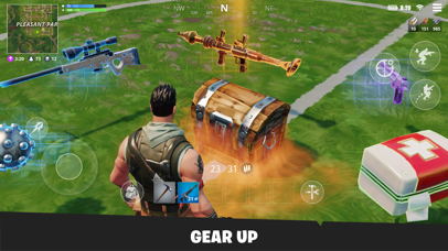 Screenshot for Fortnite in Belgium App Store