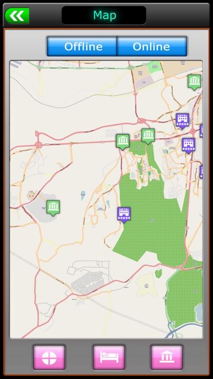 Ankara Offline Map Guide screenshot-3