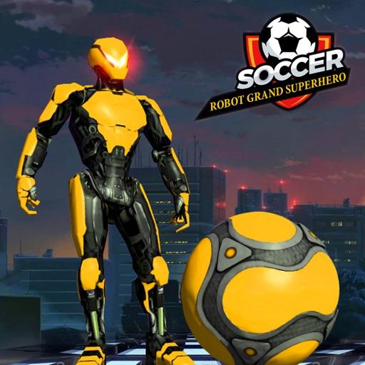 Soccer Robot Grand Superhero
