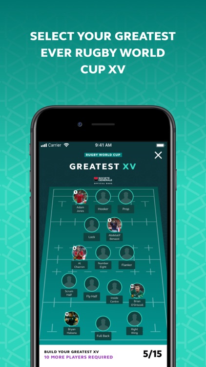 Rugby World Cup 2019 screenshot-5