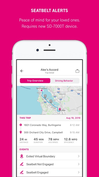T-Mobile SyncUP DRIVE wiki review and how to guide