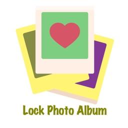 Lock Photo-Private Photo Album