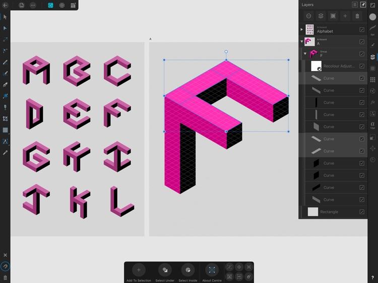 Affinity Designer screenshot-4