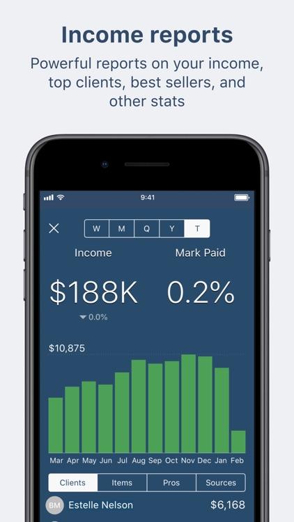 PocketSuite - Small Business screenshot-3