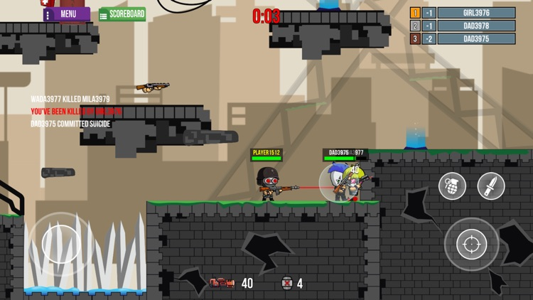 GANG - Multiplayer Shooter