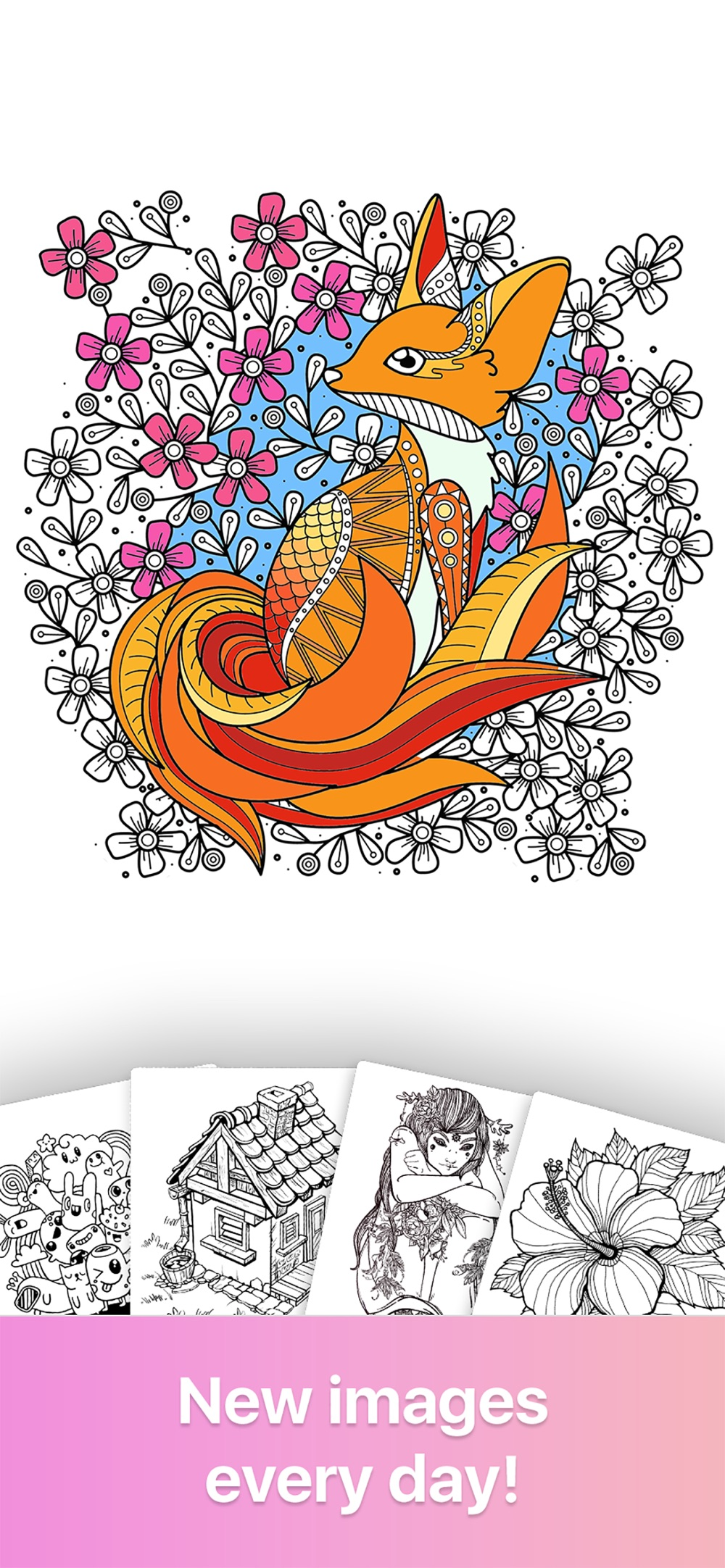 Coloring Book for Adults ∙ hack tool