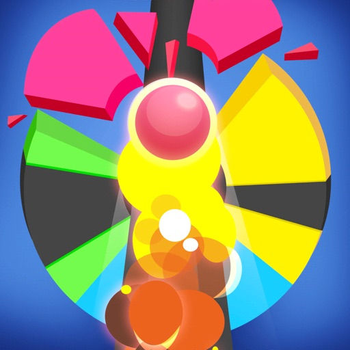 Smash Road - Color Ball Run 3D iOS App
