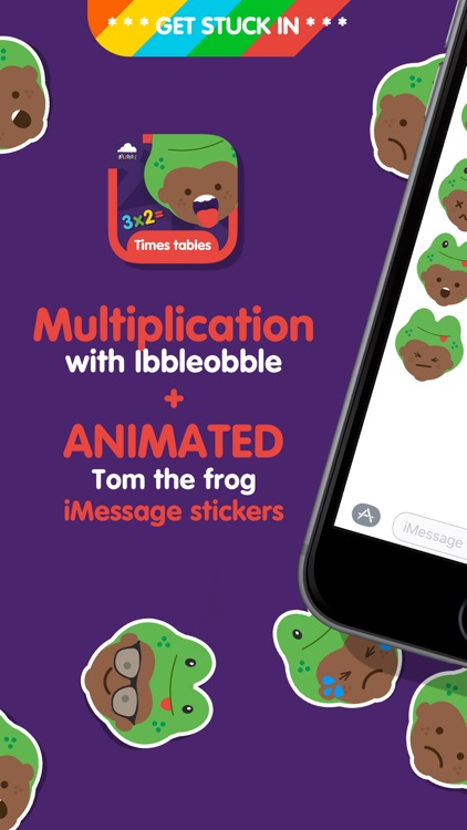 Multiplication with Ibbleobble screenshot-6