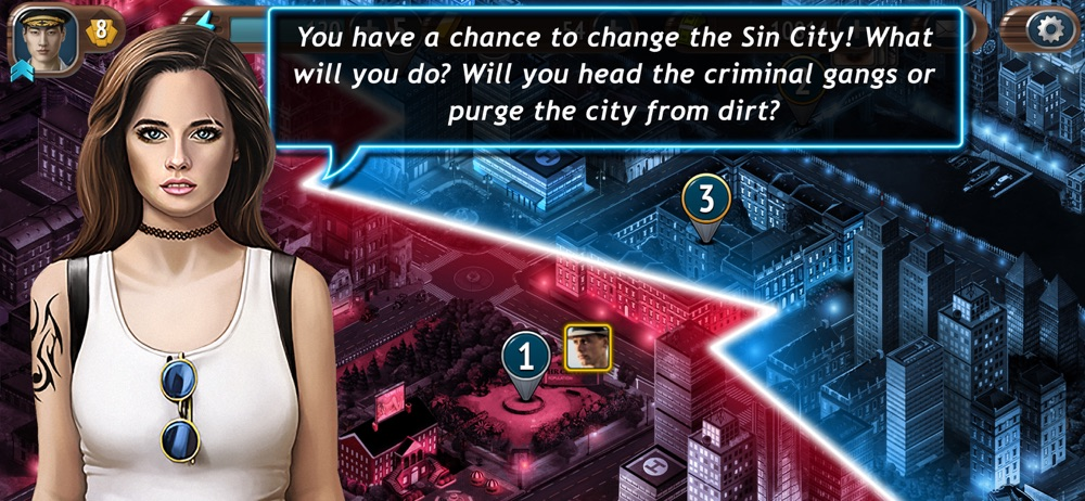 Sin City: Hidden Objects Cheat Codes