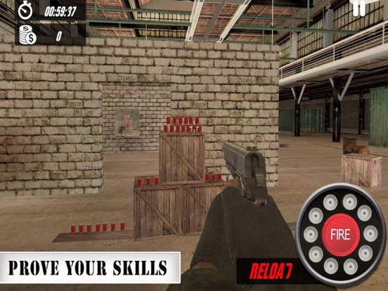 Gun Shooting Target Range screenshot 6