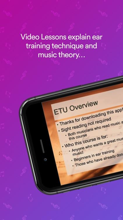 Ear Training University screenshot-8