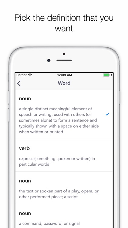 Word Manager screenshot-3