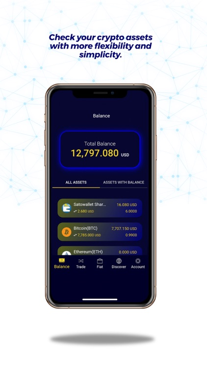 Satowallet - Crypto Exchange