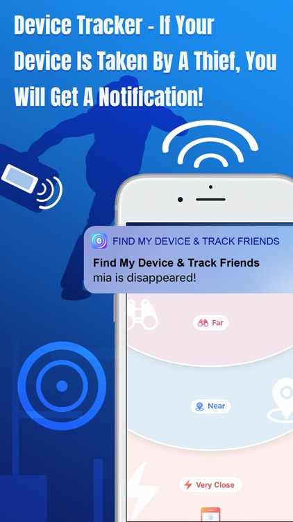 Find My Device & Track Friends