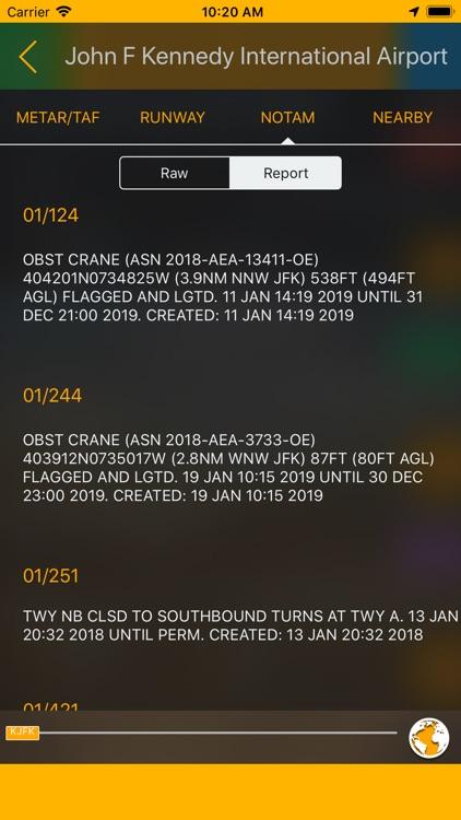 Easy Aviation Weather - WX screenshot-3
