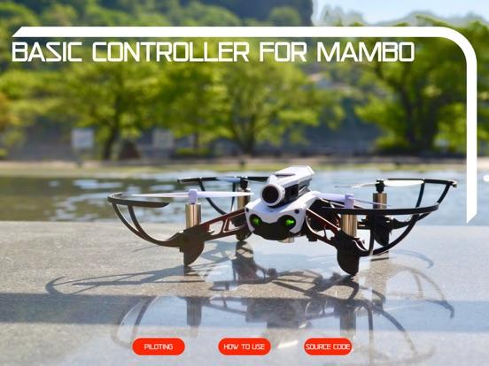 Basic Controller for Mambo screenshot 8