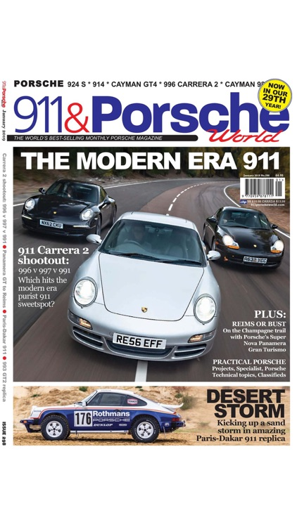 911 & Porsche World Magazine screenshot-5