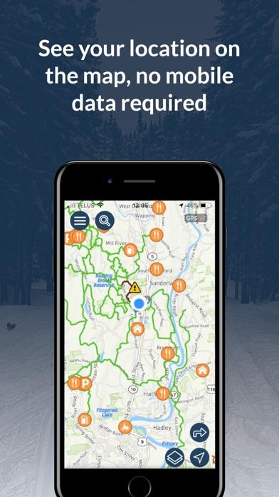 Ride Sledmass Trails 2019-2020 screenshot 2