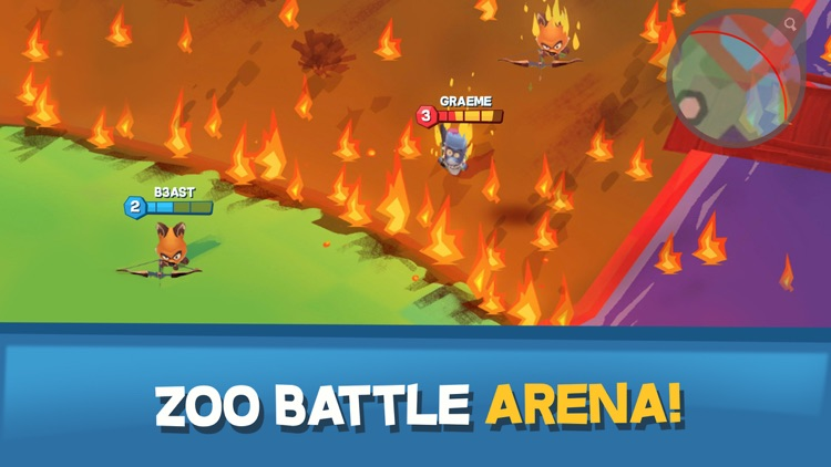 Zooba: Fun Battle Royale Games screenshot-3