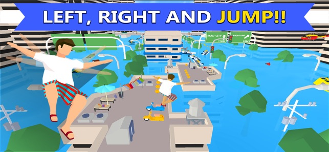Mad Runner Parkour Run On The App Store -