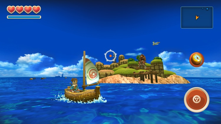 Oceanhorn ™ screenshot-1
