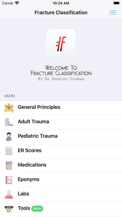 Fracture Classification (FC)