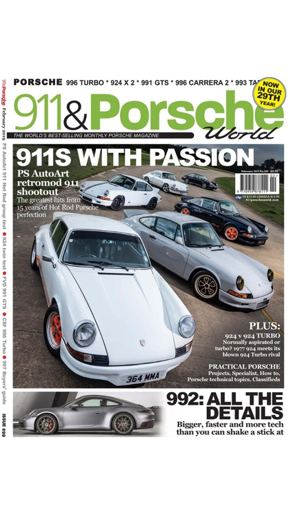 911 & Porsche World Magazine screenshot-4
